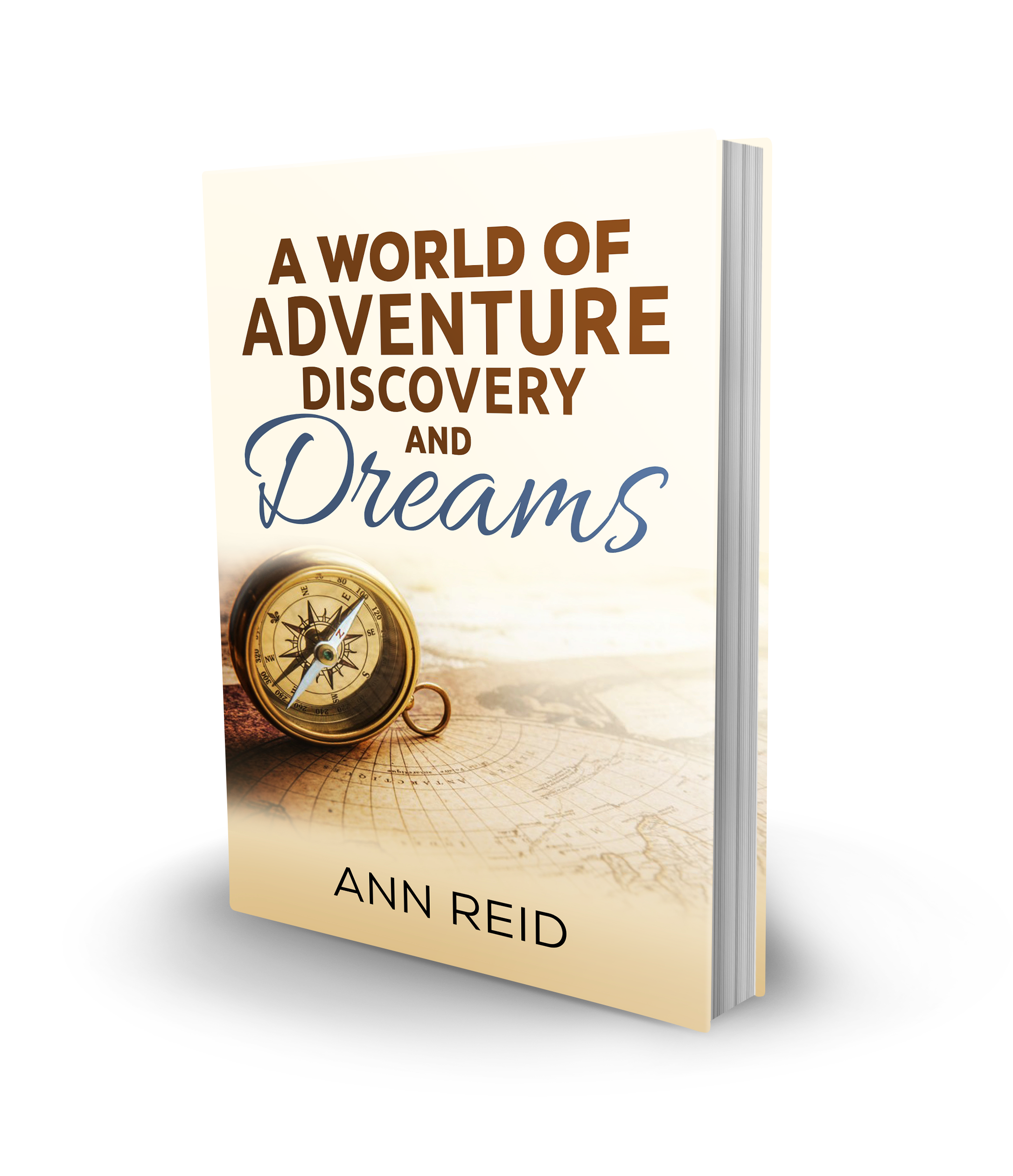 A World of Adventure Discovery and Dreams