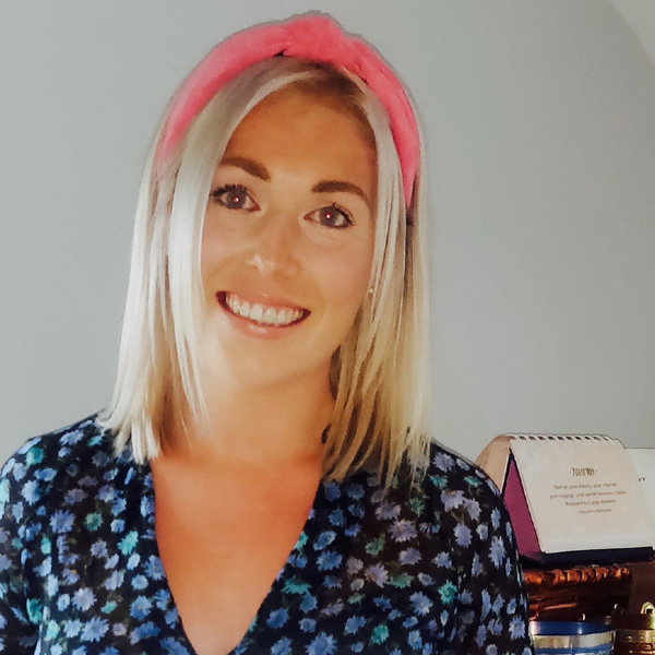 Author Ciara O'Malley